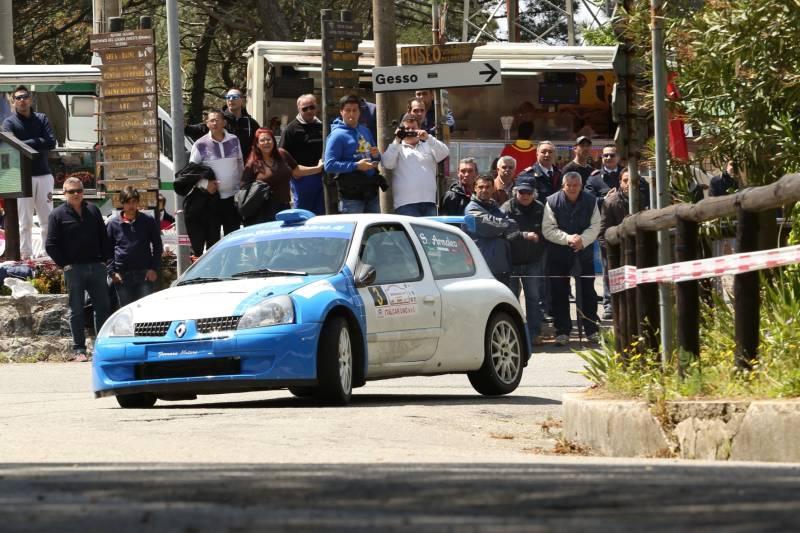 [Automobilismo] Salvatore e Claudia Armaleo trionfano al Messina Rally Day