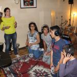 """[Intercultura] Mazara, i ragazzi tunisini creano l'inno di """"Voci del Mediterraneo"""""""