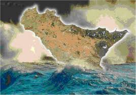 sicilia che affonda