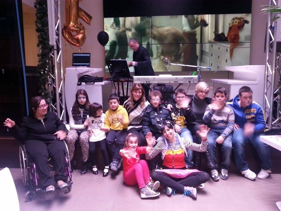 Castelvetrano, Solidarietà, sorrisi ed emozioni ad Area 14 per i bambini diversamente abili