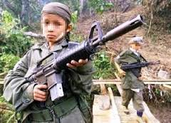 I bambini soldati
