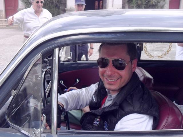 [Regolarità Autostoriche] Nino Margiotta, racconta la Gran Carrera ai lettori di Campobellonews