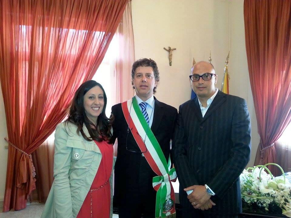 Auguri Matrimonio Laico : Matrimonio civile celebrato stamattina in comune u2013 campobello news