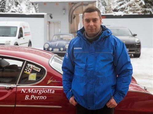 """[Motori] Margiotta – Volvo alla conquista della """"Targa Florio Classica"""""""
