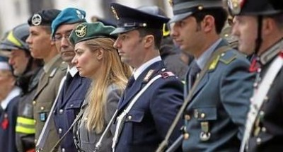 Lavoro, 2750 assunzioni nelle Forze armate e nei Vigili del Fuoco