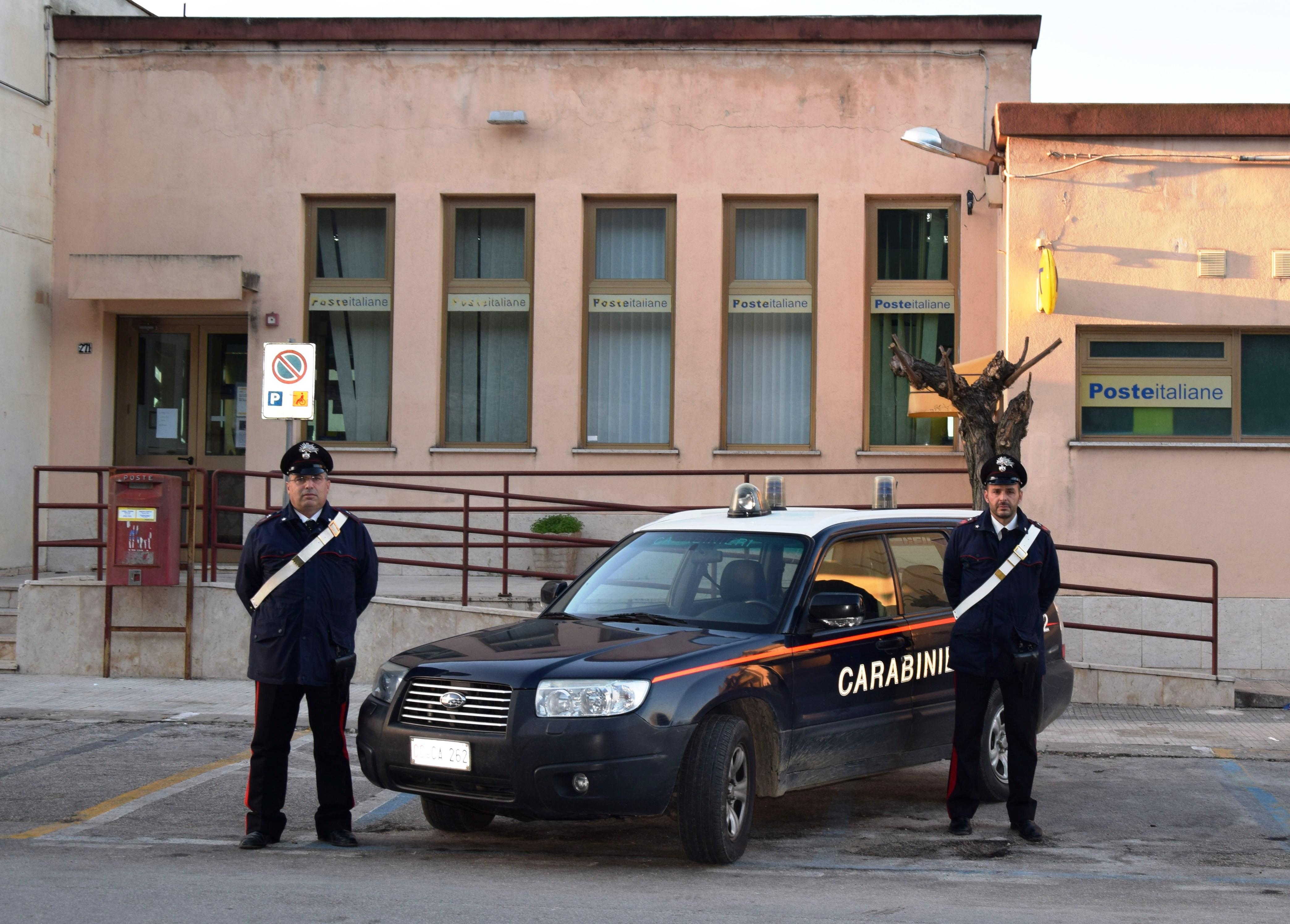 """Rapina nell'Ufficio Postale di Valderice: Catturata la """"banda del buco"""""""