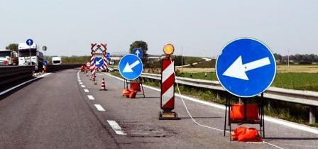 """Anas: chiusura della corsia di emergenza  dell'autostrada A29 """"Palermo-Mazara del Vallo"""""""