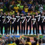 VOLLEYBALL-OLY-2016-RIO-ITA-BRA-PODIUM