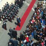 Momento della cerimonia