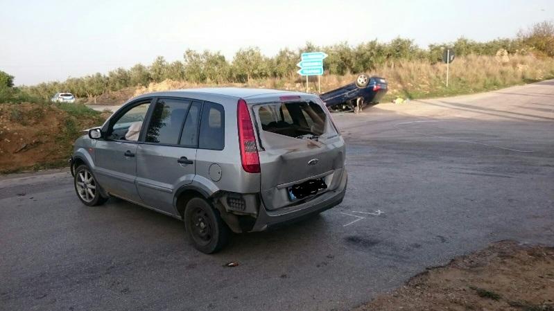 Campobello, Tremendo impatto sulla statale: 6 feriti non gravi