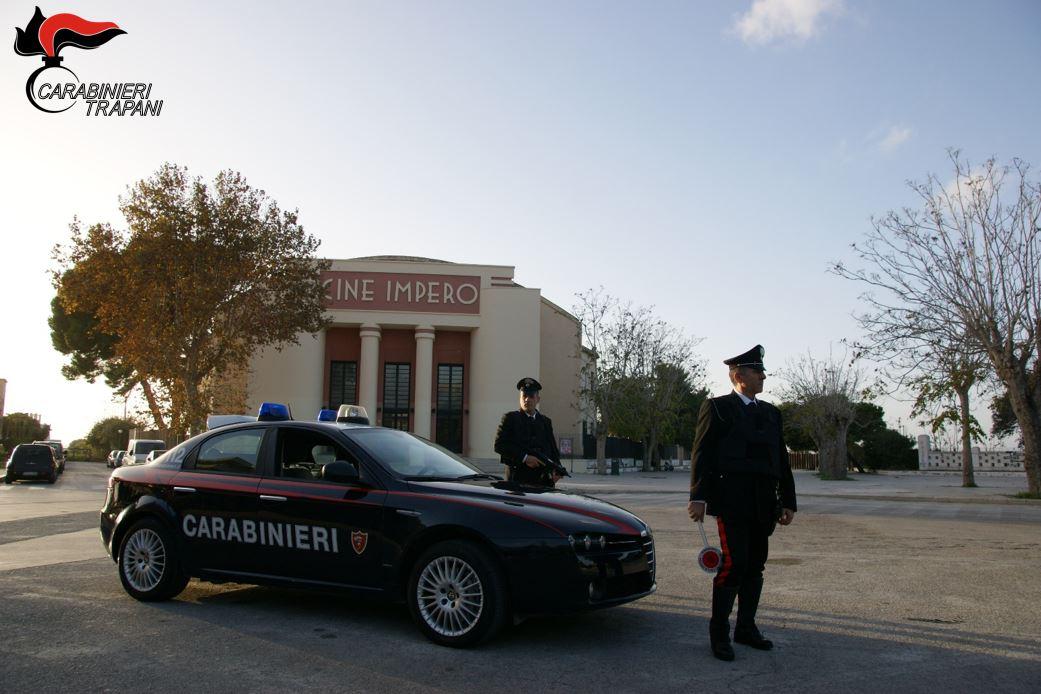 [Cc] Marsala, controlli straordinari: 1 arresto, 3 denunce e 230 persone controllate