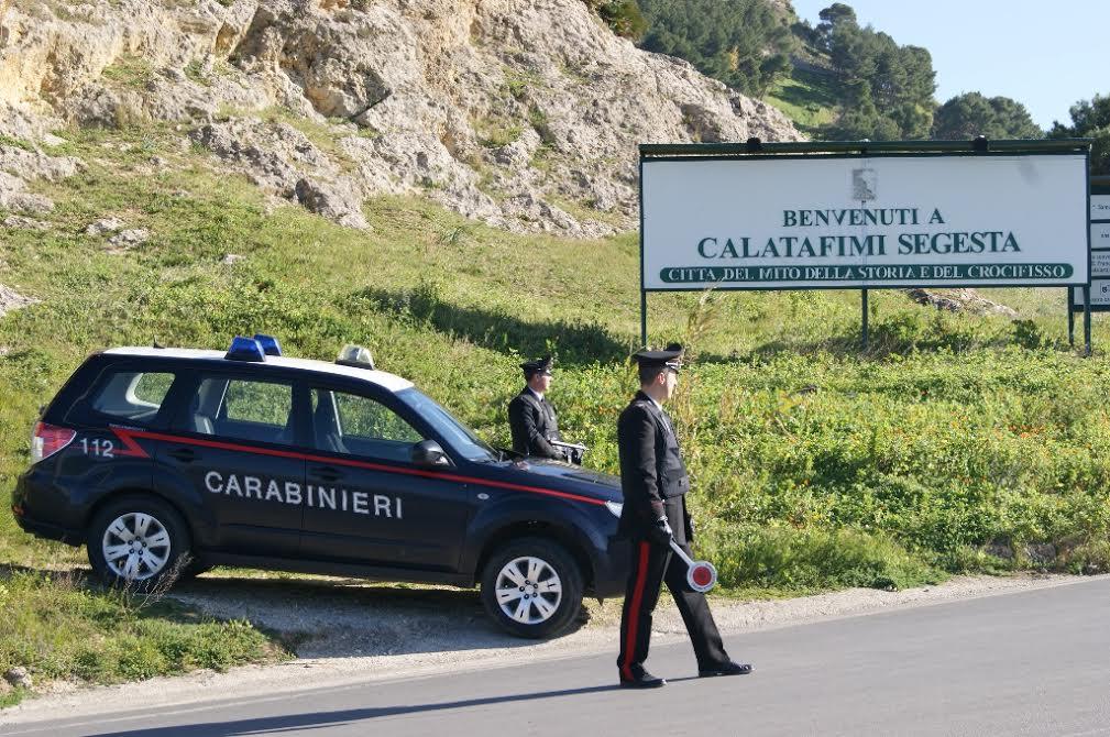 Calatafimi Segesta: Arrestato un pregiudicato 33enne per furto aggravato