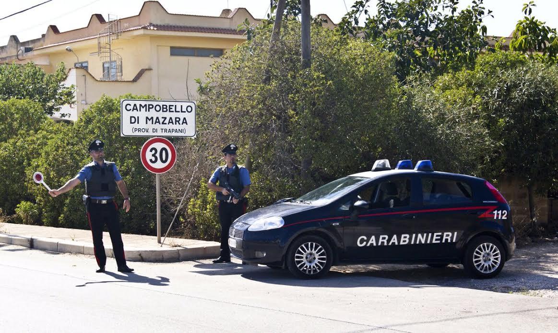 CAMPOBELLO. SCOPERTA MINI SERRA DI CANAPA INDIANA: ARRESTATO CASTELVETRANESE