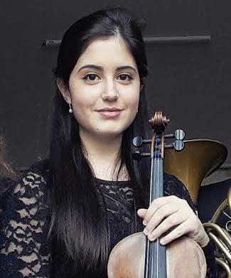 Castellammare del G.: Il sindaco si congratula con la violinista Laura Sabella, chiamata a far parte dell'orchestra sinfonica giovanile siciliana