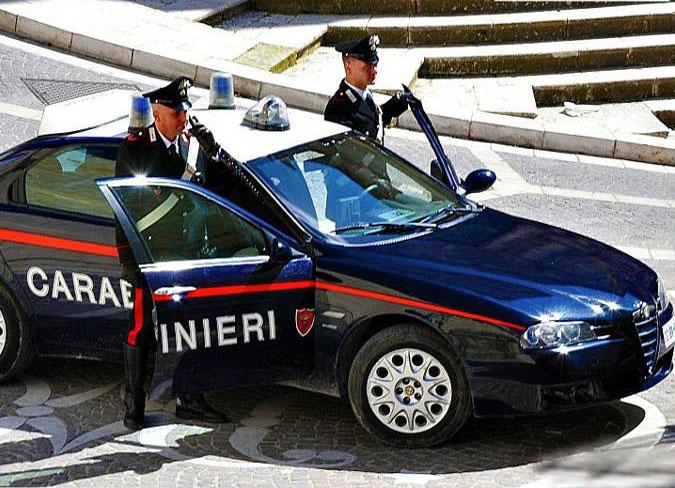 Marsala e Petrosino: I carabinieri scoprono un tentato furto e arrestano un petrosileno per detenzione di sostanze stupefacenti