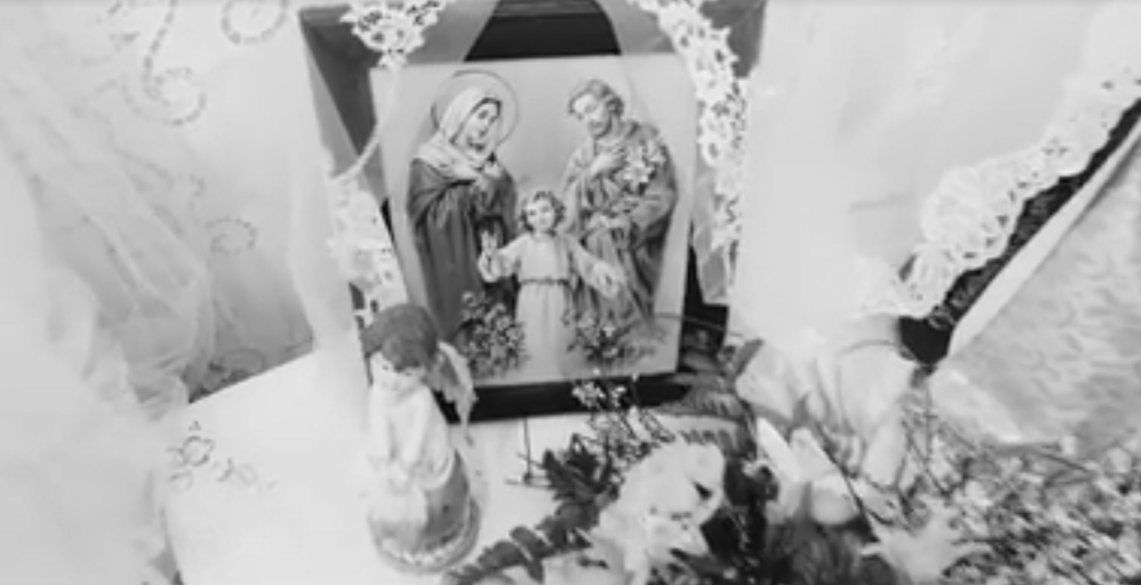 """Campobello: Trailer """" Altare di San Giuseppe """"."""