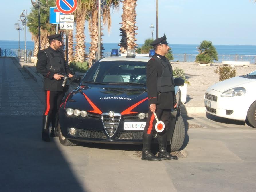[Cc]Trovato in possesso di 45 dosi di marijuana: arrestato castellammarese 23enne