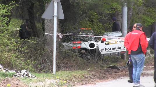 La 101^ Targa Florio Rally si ferma in segno di lutto