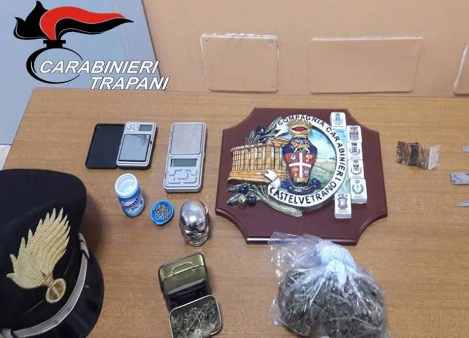 Castelvetrano. Controlli dei Carabinieri nel weekend: un arresto e tre segnalazioni
