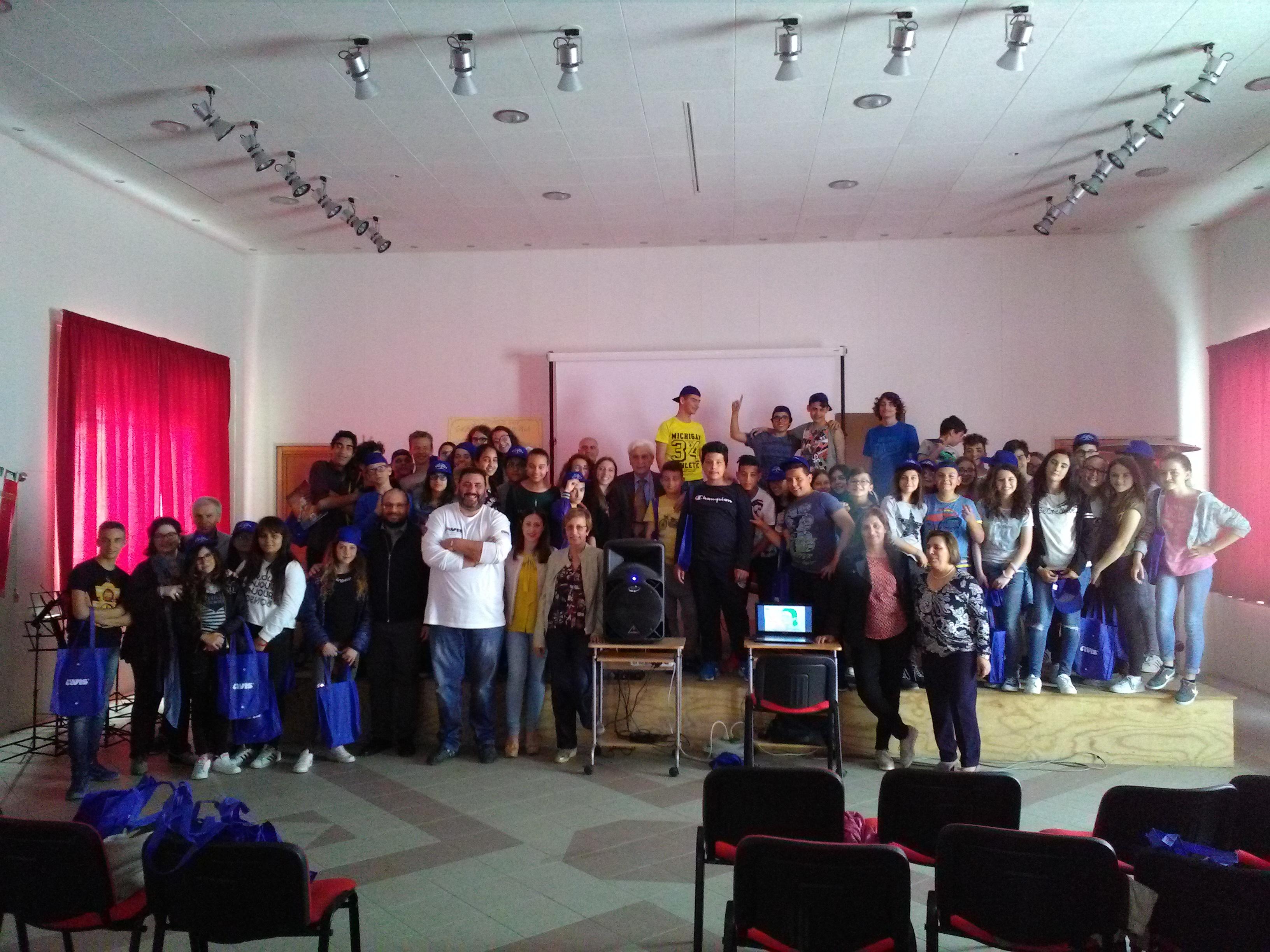 [Vita associativa] Campobello, L'AVIS incontra gli studenti dell'Istituto Comprensivo