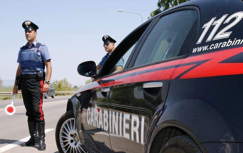 Trevi (Perugia): incendia un uliveto e tenta di fuggire. Arrestato dai Carabinieri un 57enne del luogo