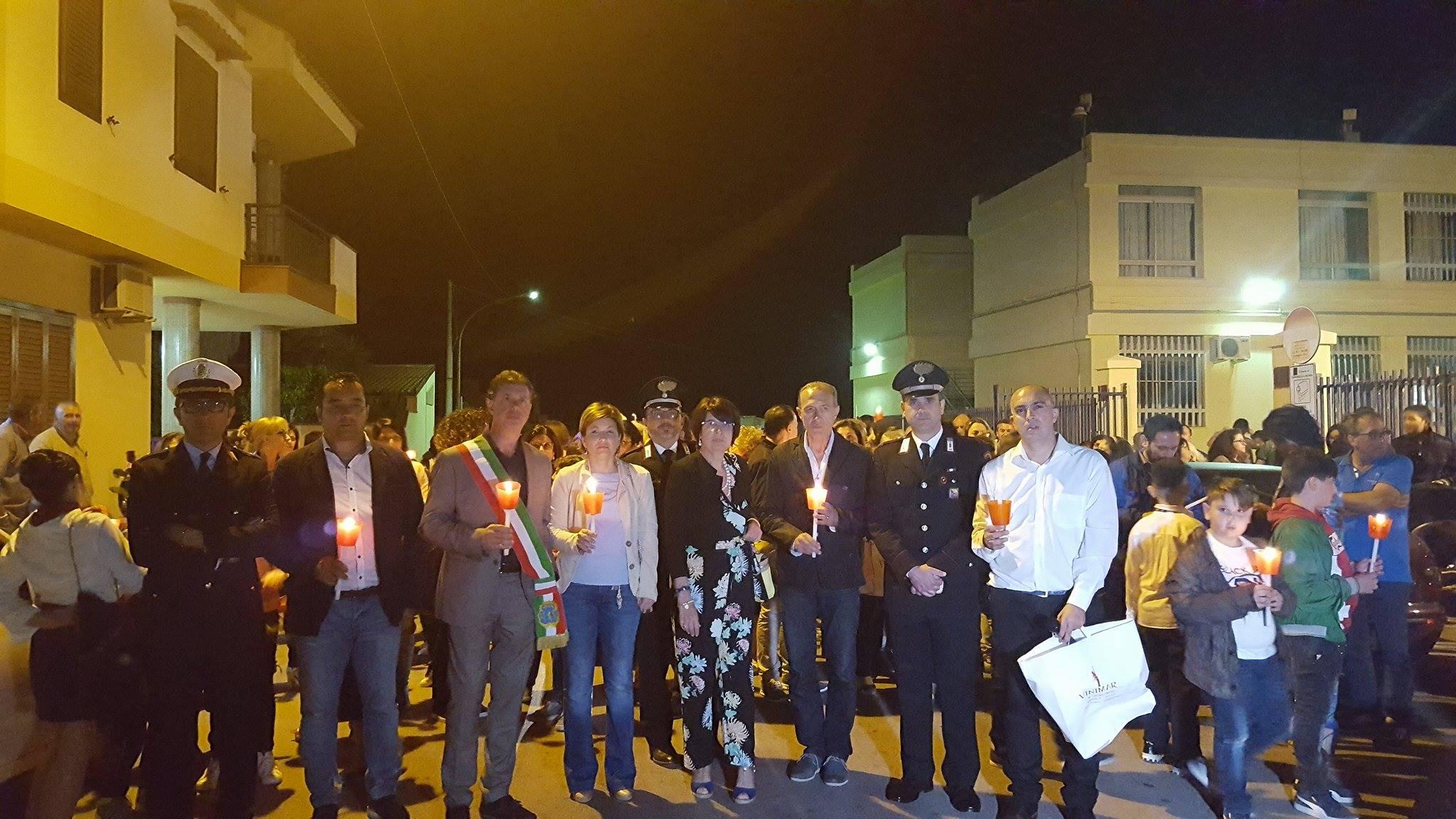 Campobello. Celebrato il  25esimo anniversario della morte di Giovanni Falcone