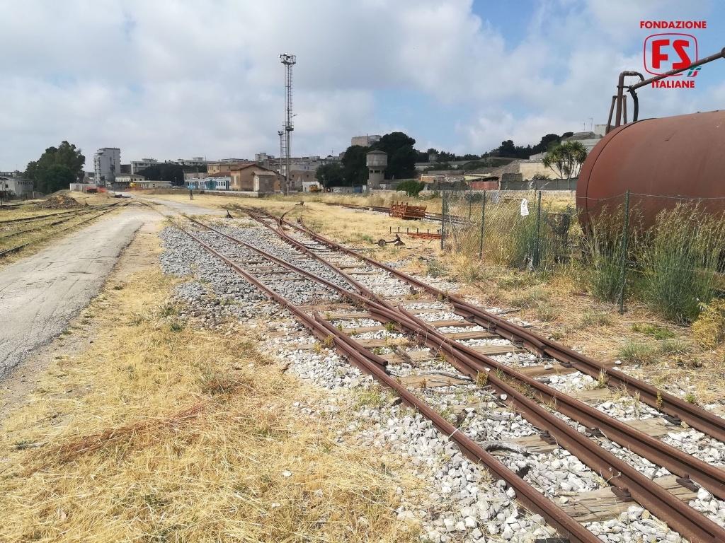 [Ferrovie] Recuperato circa 1 km della linea Castelvetrano – Porto Empedocle