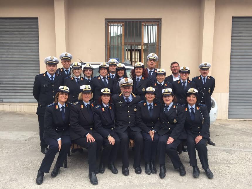Da Assistenti Capo ad Ispettori: nuovo grado per 13 componenti della Polizia Municipale