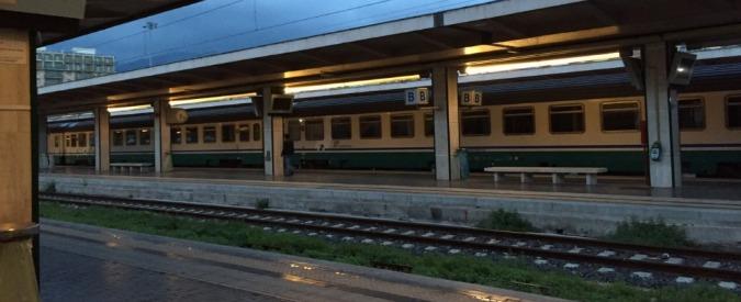 Il treno Palermo – Agrigento sbaglia direzione e va verso Messina