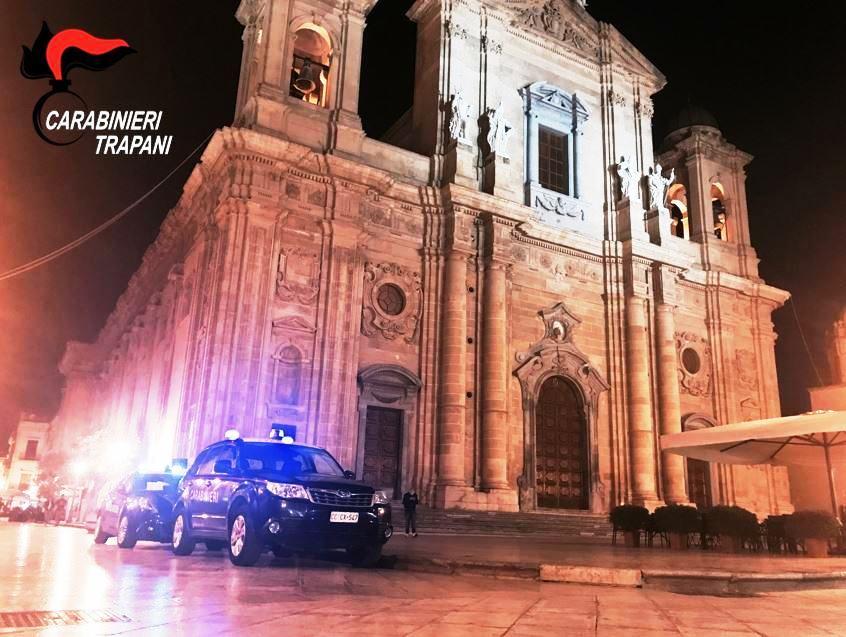 Marsala. Controlli straordinari nel centro storico: oltre 100 persone controllate e 7 soggetti denunciati