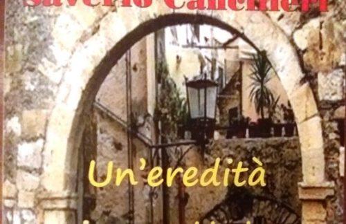 Santa Ninfa: Si presenta libro di Saverio Cancilleri