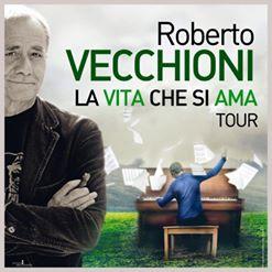 """""""Petrosino Estate 2017"""": Roberto Vecchioni vince il sondaggio on line per il concerto in programma in piazza Biscione"""