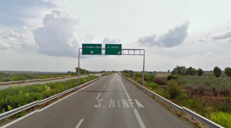 Santa Ninfa, Scontro tra due auto sulla A29: otto feriti