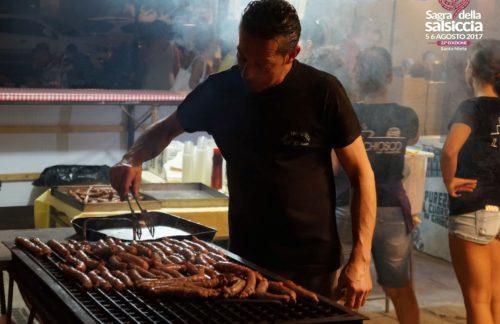 Santa Ninfa: Decine di migliaia di presenze per la sagra della salsiccia