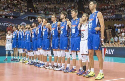 [Volley] Da martedì 12 settembre azzurri in campo nella Grand Champions Cup