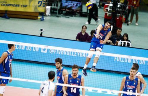 [VOLLEY] Grand Champions Cup – L'Italia, nell'esordio, cede al tie-break all'Iran