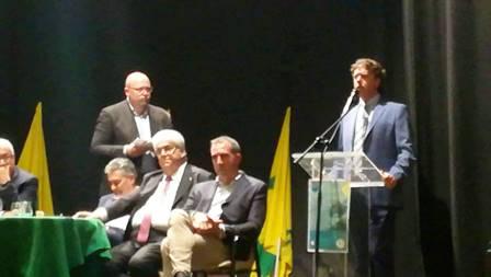 """CAMPOBELLO. L'intervento del sindaco al convegno """"La filiera delle olive da tavola tra produzione e mercato"""""""