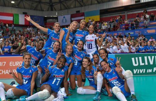 [Volley] Campionati Europei Femminili: Georgia e Azerbaijan 22 settembre – 1 ottobre 2017