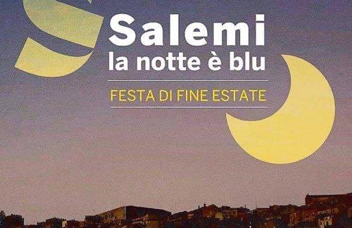 Salemi, sabato la Notte Blu