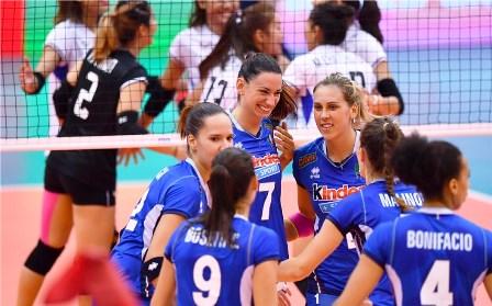[volley] Europei Femminili 2017: il quarto di finale delle azzurre in diretta su RaiDue
