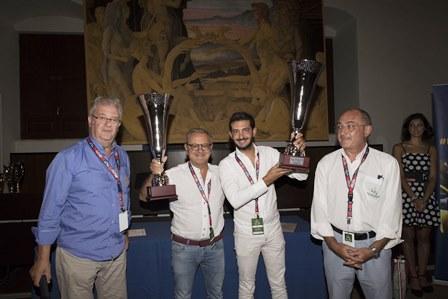 Raid dell'Etna, vince il team campobellese Di Pietra