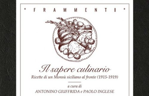 """[Libri] Petrosino. """"Ricette di un Monsù siciliano al fronte"""""""