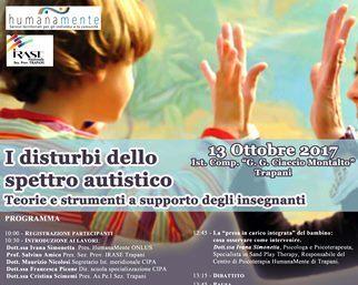 """Trapani. I disturbi dello spettro autistico: Giornata formativa all'istituto """"Ciaccio Montalto"""""""