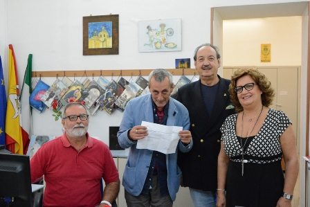 [CARTA D'IDENTITA' ELETTRONICA]  Da stamane il Comune di Mazara del Vallo rilascia il nuovo documento d'identità