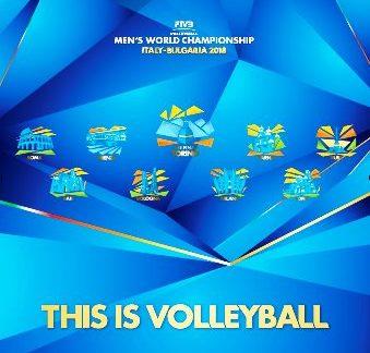 Presentato a Roma il Campionato del Mondo di Pallavolo maschile 2018