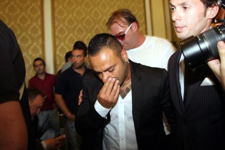 [Estorsioni] Condannato l'ex rosanero Miccoli