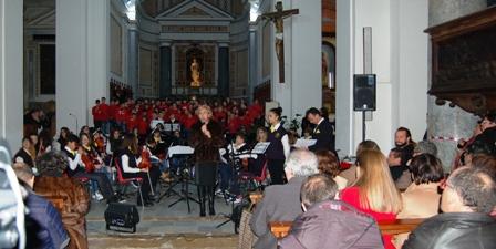 """Castelvetrano. Concerto di Natale dell'orchestra ed il coro dell'I.C. """"Lombardo Radice- Pappalardo"""""""