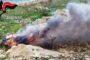 Combustione illecita di rame e pesca abusiva: in manette un 37enne nel palermitano