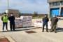 Mazara. La Capitaneria di porto dona oltre 600 kg di pesce in beneficenza.