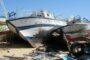 Mazara. Avviata demolizione dei natanti utilizzati dai migranti